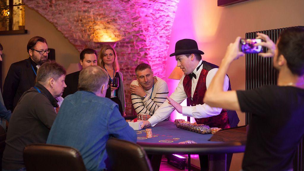 Принцип игры в казино